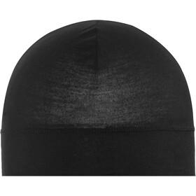 Buff Microfiber 1 Layer Hat Solid Black